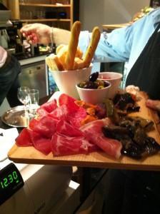 Cafe Portico Platter