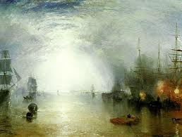 An Evening with Lydia Bauman discussing Turner at Cafe Portico